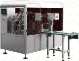Máquina de embalagem líquida automática cheia