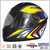 아름다운 굵은 활자 기관자전차 헬멧 모터바이크/교차하는 헬멧 (FL105)