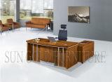 Мебель таблицы офиса MDF стола CEO высокой ранга деревянная