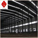 Taller ligero prefabricado de la estructura de acero del precio de China