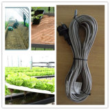 PVC Waterproof Heating Cable para Plant/Soil Heat Pawo