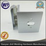 Регулируемый 90 степеней скосил струбцину Wt-R109 держателя стены стеклянную