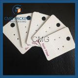 짜임새 마분지 귀걸이 전시 카드 (CMG-102)