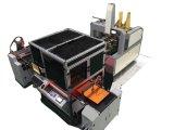 Moulage rigide automatique de machine de fabrication de cartons pour la colle et le système de positionnement