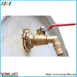 Faucets de bronze Ty-C12 do cilindro