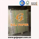 Aufbereitetes Zeitungspapier-Papier der Massen-45GSM für Nachrichten-Papier-Drucken