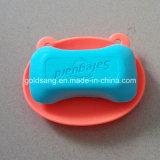 Supporti svegli del sapone del silicone di figura della rana di nuovo disegno di modo