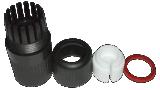 extremidade a de 100m do conversor /Transceiver da fibra óptica
