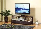 Согнутый деревянный шкаф/стойка/таблица TV для домашней мебели (DMBQ039)