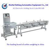 Pollo automática pesada y clasificación de la máquina