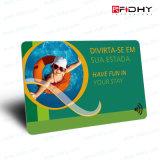 Niedrige Price Newly Design 13.56MHz ISO 14443b PVC-RFID Card