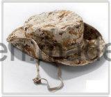 Gorra / sombrero del casquillo del béisbol del algodón del camuflaje, sombrero flojo