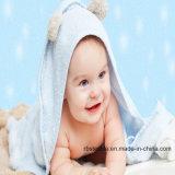 고품질을%s 가진 아기를 위한 100%년 면 두건이 있는 목욕 수건