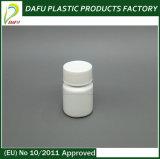 PE 25mlのねじ帽子が付いているプラスチック薬瓶