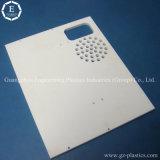 Folha plástica da placa do Teflon branco plástico de pouco peso do Virgin PTFE da estaca