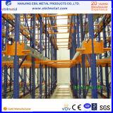 熱い販売の鋼鉄Q235倉庫装置の遠隔無線のシャトルラック