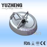 Constructeur sanitaire de trou d'homme de réservoir de Yuzheng