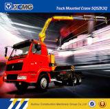 XCMG Sq5zk3q 5ton折アームトラックによって取付けられるクレーン