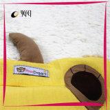 Случай подушки кровати перемещения пены памяти латекса вышивки