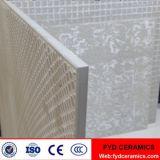 全体的な艶出しのカラーラの大理石の壁のタイル張りの床のタイルの昇進80*80