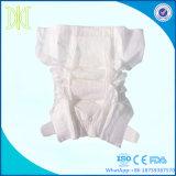Пеленка младенца OEM Extrathin мягкая устранимая с большой полосой шкафута