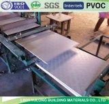 Belüftung-Gips-Decken-Vorstand mit Aluminiumfolie-Rückseite