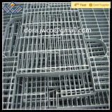 Customers의 Drawing Design에 주문을 받아서 만들어진 Galvanized Grating Based