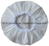 Schönes White Shower Cap mit Lace