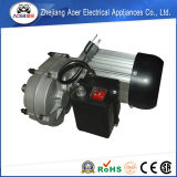 単相ACは混合機からの1/3HP電動機を連動させた