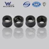 8mm Pre-Slit Septa und Black pp. Cap für 2ml HPLC Vial