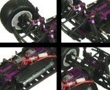 2015非常に安い、Hsp94124 1:10 RC Truggy車