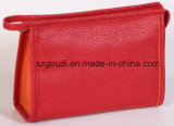 نمو أحمر جذّابة ترويجيّ مستحضر تجميل حقيبة