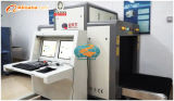 Airport 10080-D X 광선 Baggage Scanner x Ray Luggage Machine x Ray Scanner를 위한 이중 View Security Inspection Scanner