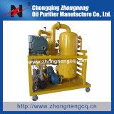Máquina doble de la purificación de aceite del transformador del vacío de la etapa