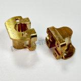 CNC più caldo che macina CNC che lavora per il montaggio d'ottone del motore - parentesi