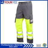 Da segurança elevada da visibilidade da boa qualidade calças baratas do trabalho (YWP118)