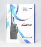 Transmisor-receptor portable de dos vías barato del jamón de la radio Lt-10
