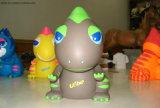Reizende Vinylspielzeug-Hersteller PlastikAnyry Vogel-Spielzeug