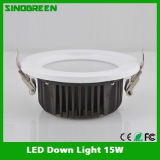 최신 Sales High Quality LED Down Light 15W