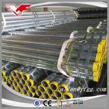 Концы En39/En10255/BS1387 продели нитку трубы горячего DIP гальванизированные сваренные стальные