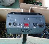 1壁の洗濯機DJの照明に付き納屋の大戸6を使って
