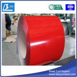 Vorgestrichene Farbe beschichtete galvanisierten Stahlring