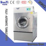 Secador do gás da lavanderia do hotel da alta qualidade 35kg