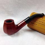 Tobaco Handmade de madeira  Presente super Pouch Tubulação de fumo
