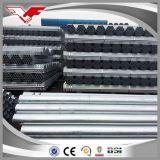 Le BS 1387/En 39/BS 1139 hanno galvanizzato il tubo d'acciaio