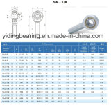 Qualité Ball Joint Rod Ends Bearing SI 6t/K
