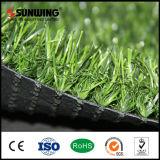 [25مّ] حد خضراء بلاستيكيّة اصطناعيّة عشب حصيرة سجادة مع [كمبتيتيف بريس]