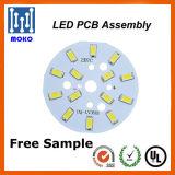 전구와 Downlight LED SMD 2835 PCB를 위한 7W 둥근 LED PCB 널