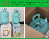 Портативный устранимый газообразный гелий бака