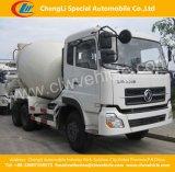 6X4 Dongfeng 10cbm Vrachtwagen van de Concrete Mixer van het Cement